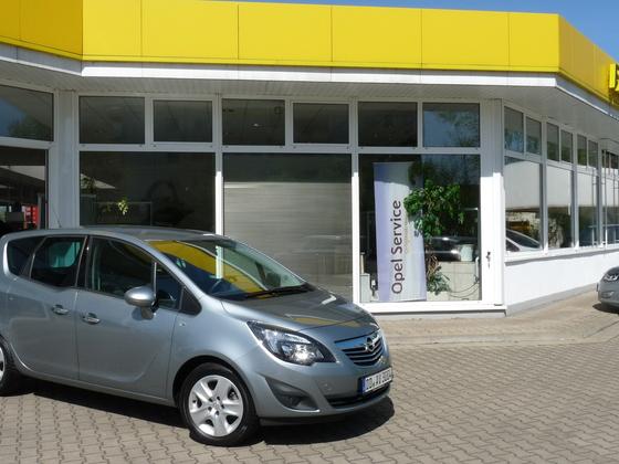 Mein Opel Meriva B