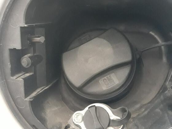 Meriva B 1.4 LPG